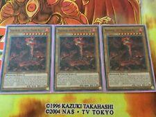 Presque comme neuf 1st! Yugioh!! dogoran des Kaiju les fous flamme Core-de087 RARE