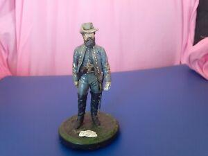 Soldier,Civil war,Confederate,Jeb Stuart,1861.1/16.Resin.