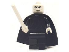 LEGO harry potter: MINIFIGUR Lord voldemort avec Blanc Baguette Magique * 338