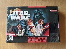 Super STAR WARS NTSC SNES