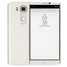 "New LG V10 H900 AT&T Unlocked GSM 4G LTE 5.7"" 64GB Android Smartphone White"