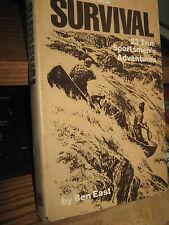 Survival An Outdoor life book