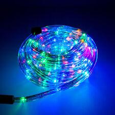 10m LED Lichtschlauch Lichterschlauch Licht Leiste Schlauch für Außen Innen bunt