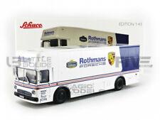Schuco 1/43 - mercedes-benz transporter o317-rothmans - 450373100