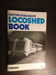 Ian Allan ABC Locoshed Book 1974 Summer Edition.