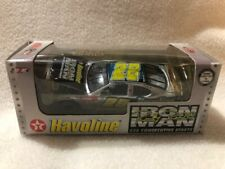 1/64 scale diecast car NASCAR RICKY RUDD #28 Havoline IRON MAN 2002 Ford Taurus
