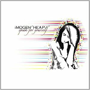 IMOGEN HEAP - SPEAK FOR YOURSELF (CD ALBUM) NEW AND SEALED