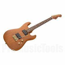 Charvel USA Custom Shop Strat HH Trem - Natural Mahogany body & neck *NEW (NOS)*