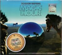 SCISSOR SISTERS Magic Hour 2012 MALAYSIA DELUXE DIGIPAK CD+DVD SET NEW FREE SHIP