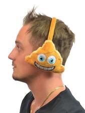Plüsch Ohrenwärmer Ohrschützer Emoji Emoticon Emoj Smiley Smilie Haufen