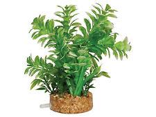 Planta Con Difusor De Base De Ornamento del acuario peces tanque decoración