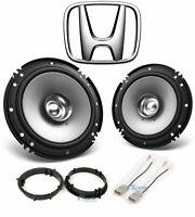 "Kenwood 6.5"" Factory Door Speaker Replacement Kit For 2001-2005 Honda Civic"