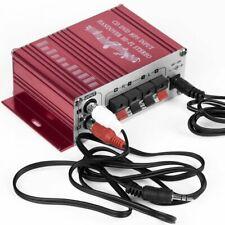 Mini-Endstufe für Roller Auto PKW Motorrad Roller KFZ Verstärker Amplifier DE
