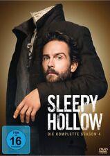 Sleepy Hollow 4 Staffel - 4 DVD Box