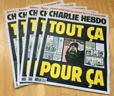 CHARLIE HEBDO nouvelle  attaque le 25/09 pour la publication des photos de 1995