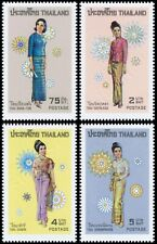 National Costumes of Thai Women (MNH)