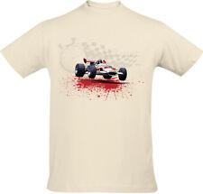 Retro Formula 1 T-Shirt - Graham Hill Lotus Design