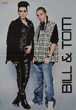 BILL & TOM KAULITZ - A3 Poster (ca. 42 x 28 cm) - Tokio Hotel Clippings Sammlung