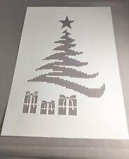 Christmas Stencil, Christmas Tree, Tree Stencil, Fir Tree Stencil, Xmas Stencil