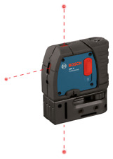 Bosch GPL 3 Point Laser Alignment and Self Levelling (includes case)