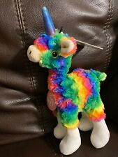 Snugarooz-Llama Mia Squeaky Dog Toy