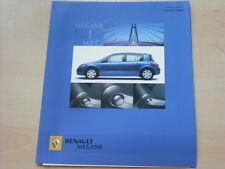 52190) Renault Megane Avantage Prospekt 05/2005