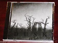 Dusk: S/T ST Self Same Majestic Thou In Ruin CD 2015 Dark Symphonies DARK 36 NEW