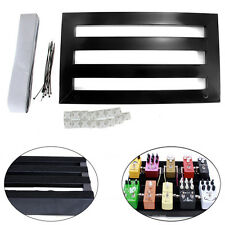 New Electric Guitar Pedal Boards Effects Pedal Board Cases+Adhesive Tape 37x27cm