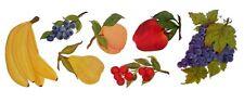 Tatouage Fruit Dry rub Transfer