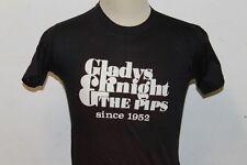 VINTAGE 80S GLADYS KNIGHT & THE PIPS TOUR SAMPLE SHIRT MENS SIZE MEDIUM M