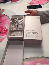 Samsung  Galaxy S6 Edge SM-G925F - 32GB - Gold Platinum (Vodafone) Smartphone