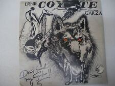 Ernie Coyote Garza  Don't Touch My Guitar! LP