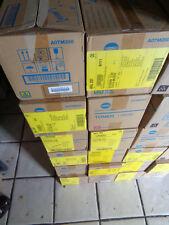 Genuine KONICA MINOLTA TN611C CYAN Toner Cartridge BIZHUB C 451 550 650 TN611