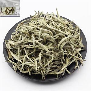 50~1000g Da Bai Hao Yin Zhen Needle White Loose Tea China Yunnan Organic Tea