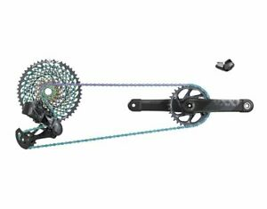 SRAM  XX1 Eagle AXS DUB Boost Groupset 34T 175mm 12speed