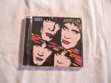 """Kiss """"Asylum """" Remaster cd 1998 USA Printed"""