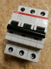 ABB S203 B16A 2CDS253001R0165 Sicherungsautomat B16 Leitungsschutzschalter 3pol