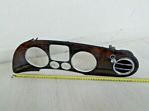 Mascherina BENTLEY CONTINENTAL GT GTC 3w0857060 SPEEDOMETER panel guida destra