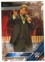 2016 Topps WWE Wrestling Bronze Parallel #48 William Regal