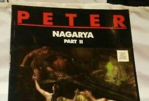 PETER NAGARYA II 1994 GRAPHIC NOVEL