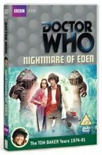 Doctor Who Nightmare of Eden DVD 1979 Region 2