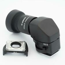 Canon Angle Finder C with Finder Adapter Ed-C