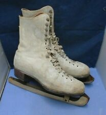 Vintage Star Pathfinder Marathon Ice Skate Boots UK 8