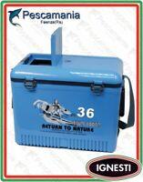 frigo portatile Ignesti da 36 litri ghiacciaia contenitore termico