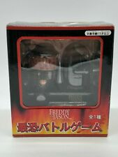 Freddy vs Jason Back Fighting Game (2007) Brand New Factory Boxed Japan Import