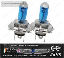 H4 55W 65W 12V Xenon Gas HID Look White Hi Lo Main Dipped Beam Headlight Bulbs