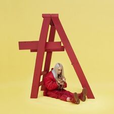 Billie Eilish Don't Smile At Me Red Coloured Vinyl LP Brand New 2017