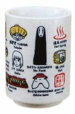 Spirited Away KAONASHI Tea Cup Sushi YUNOMI Studio Ghibli English translation JP