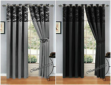 Curtain & Pelmet Sets with Made to Measure