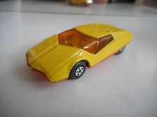 Matchbox Superfast Datsun 126X in Yellow